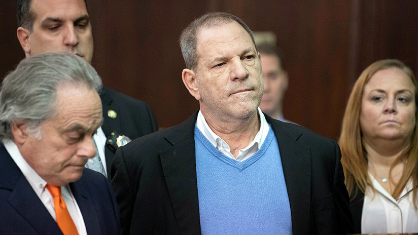 Harvey Weinstein se declara no culpable de violación y agresión