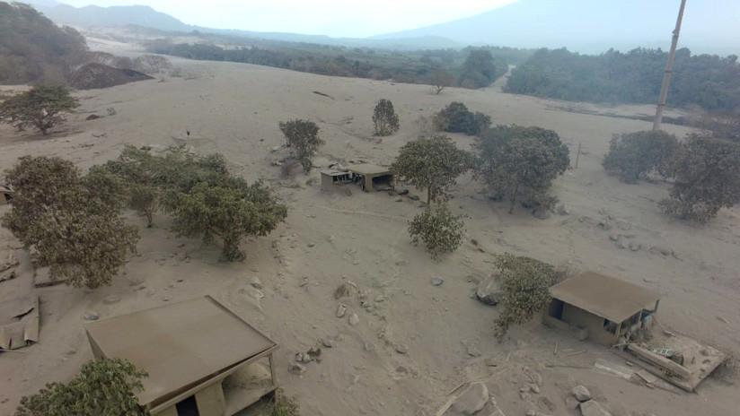 Guatemala: El Volcán de Fuego registra entre 8 y 10 explosiones por hora