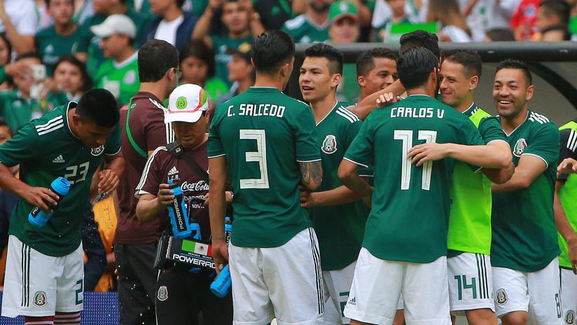 Polémica fiesta de los jugadores de la selección mexicana antes de partir al Mundial de Rusia