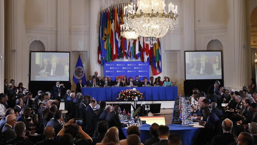 Borges dice que propuesta de Ecuador sobre referendo en Venezuela es