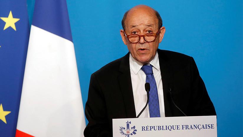 """Francia: Los planes de enriquecimiento de uranio de Irán están cerca de la """"línea roja"""""""