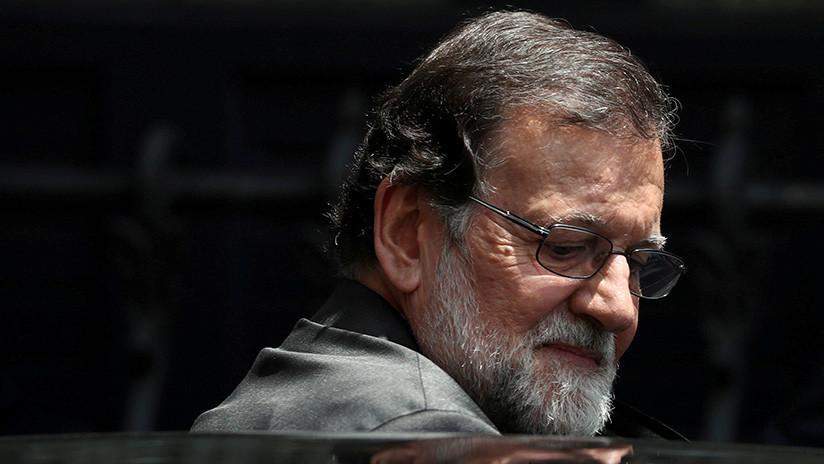 """Rajoy tras su destitución: """"Mi intención es abandonar la política de manera definitiva"""""""