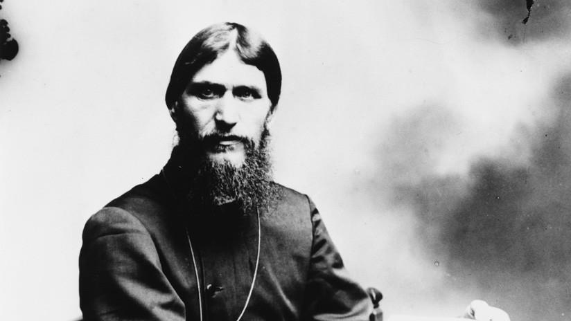 Raras imágenes de Rasputin: #Romanovs100 revela fotos de archivo de un álbum de la familia real