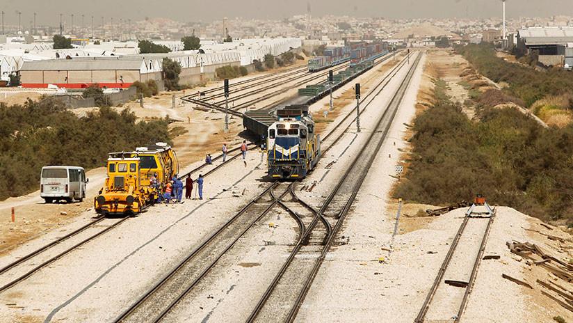 Transarábico: Rusia se fija en un megaproyecto ferroviario en Arabia Saudita