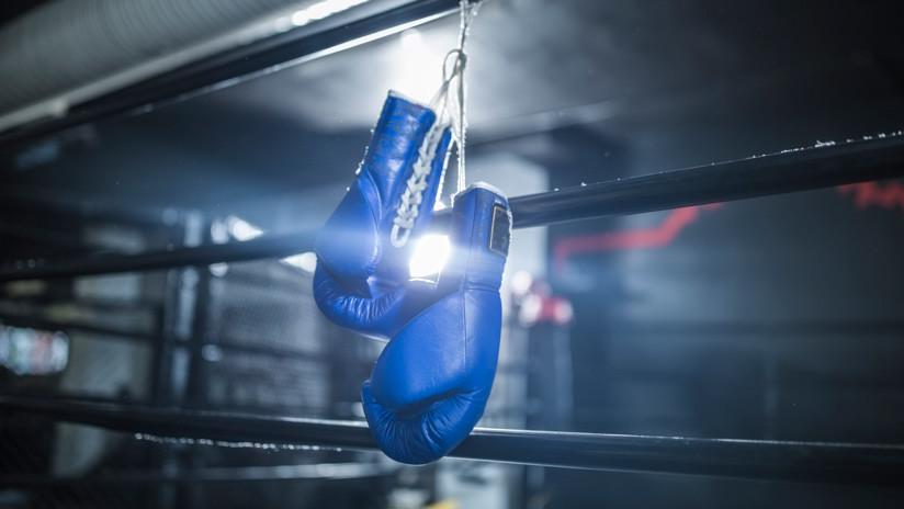 México: Homenaje al joven boxeador asesinado a tiros Gilberto Parra