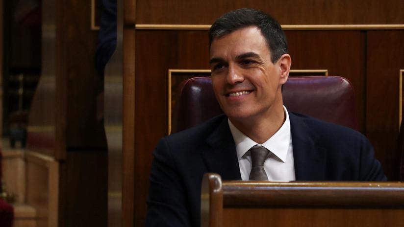 VIDEO: Pedro Sánchez anuncia los miembros del nuevo Gobierno español