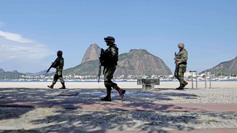 """Atlas de la violencia: Tasa de homicidios en Brasil es """"30 veces la de Europa"""""""