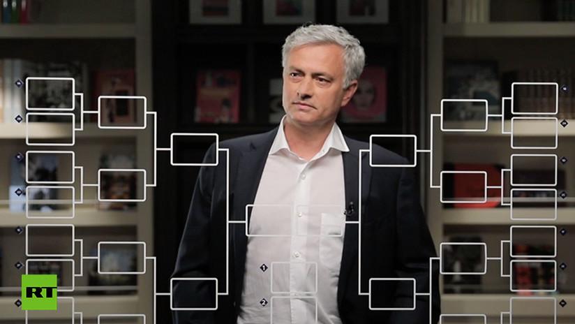 Mourinho predice el Mundial en exclusiva para RT: Ponga a prueba sus propias predicciones
