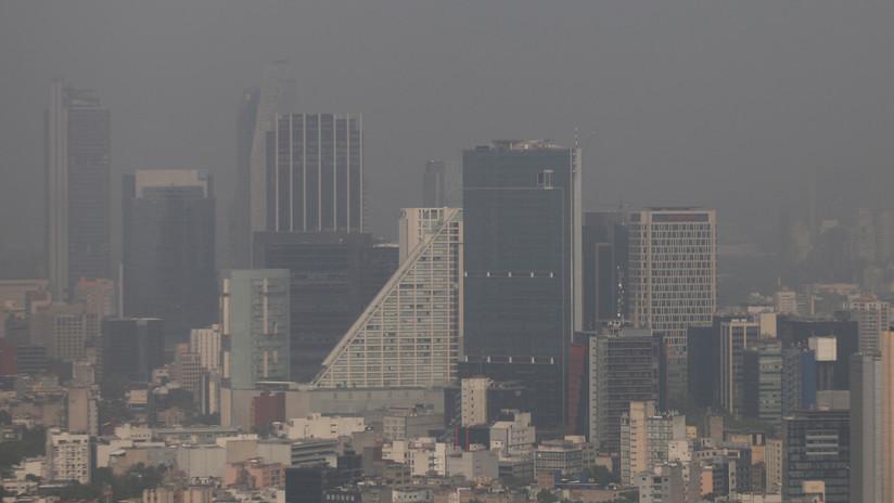 Decretan contingencia ambiental en Ciudad de México por concentración de ozono