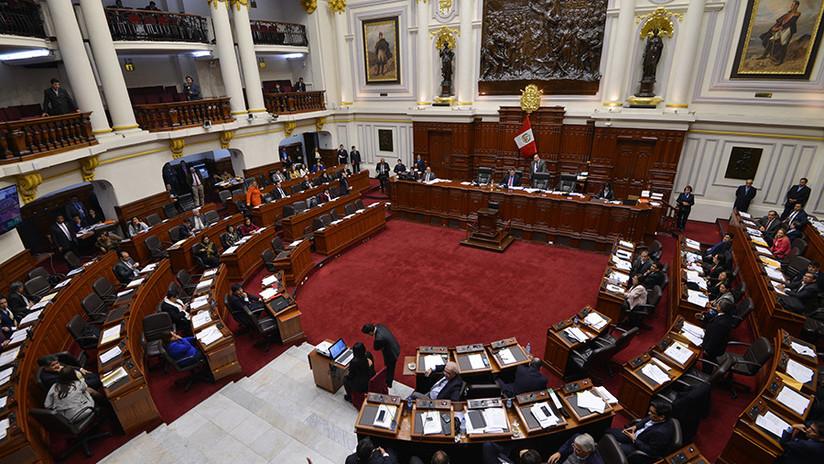 El Congreso de Perú aprueba la suspensión de Kenji Fujimori