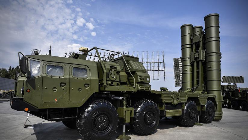 La India comprará sistemas antiaéreos rusos S-400, a pesar de las posibles sanciones de EE.UU.