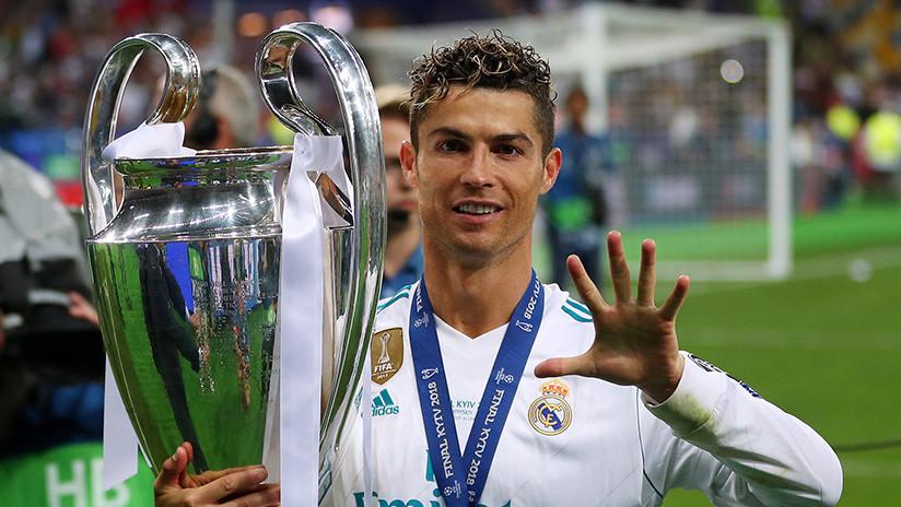 """Medios portugueses: """"Cristiano Ronaldo se va del Real Madrid"""""""