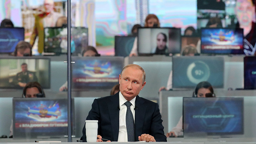 ¿Cuándo comenzó Putin a creer en Dios? El presidente responde