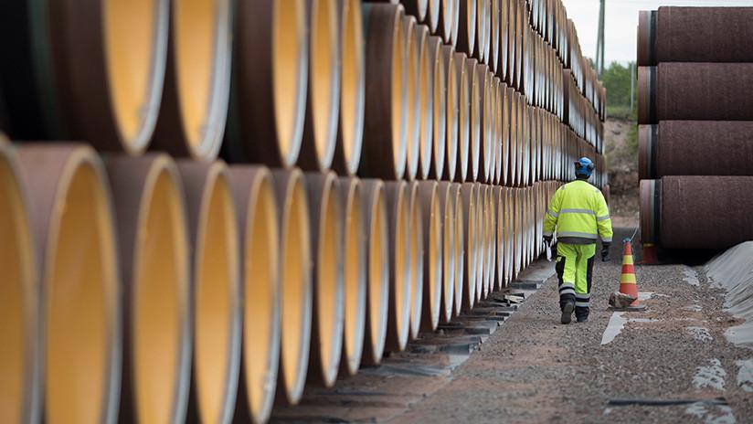 Suecia permite la construcción del gasoducto Nord Stream 2 en su zona económica exclusiva