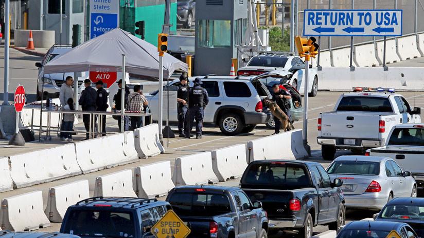 EE.UU. usará cámaras de reconocimiento facial en la frontera con México