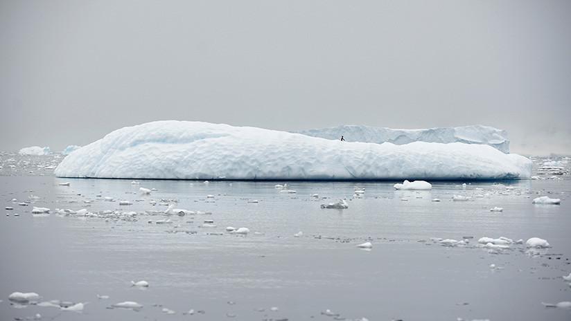 FOTO: El iceberg más grande procedente de la Antártida está a punto de desaparecer