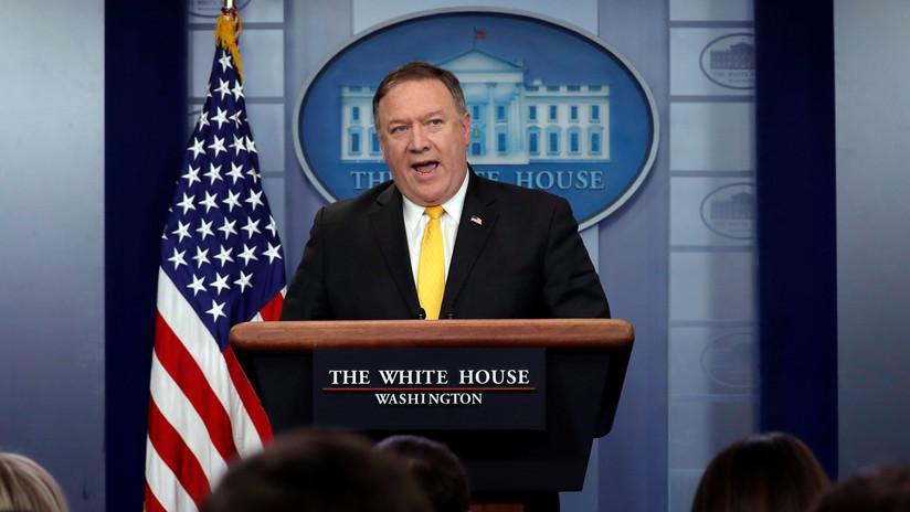 Pompeo: Corea del Norte nos confirmó su voluntad para la desnuclearización