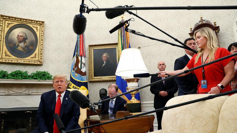 """""""Es cuestión de actitud"""": Trump dice que """"no debe prepararse"""" para cumbre con Kim y arden las redes"""