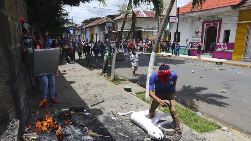 """EE.UU. restringe visas a funcionarios de Nicaragua por """"abusos contra DD.HH."""""""