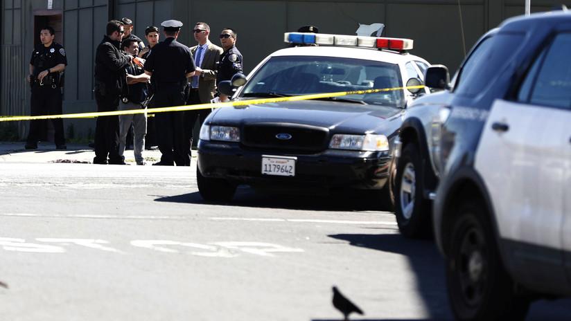 Un muerto y dos heridos en un tiroteo en San Francisco