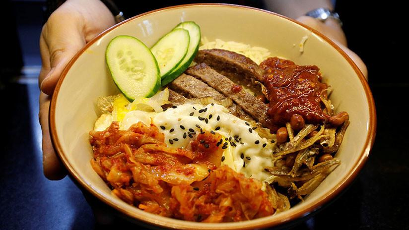 Acción de Gracias a la coreana: Ofrecen un menú con pavo y kimchi para la cumbre entre Trump y Kim
