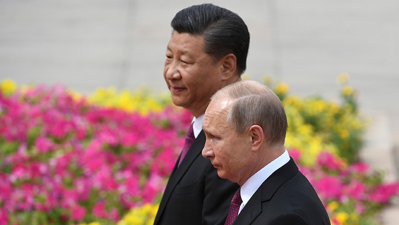 """Putin: """"La cooperación estratégica de Rusia y China se basa en la confianza"""""""