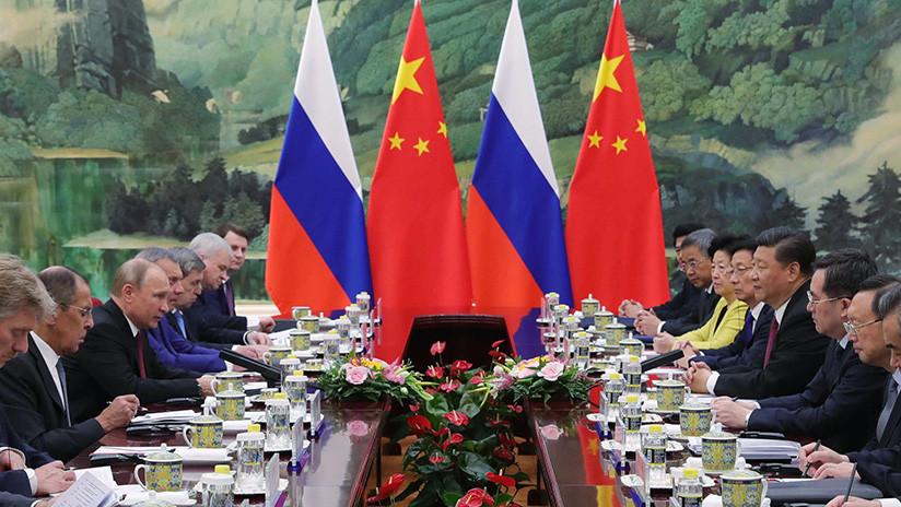 Rusia y China acuerdan aumentar la coordinación entre sus fuerzas armadas