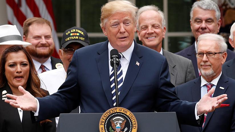"""Trump: """"Guste o no, Rusia debe estar en la mesa de negociaciones del G7"""""""