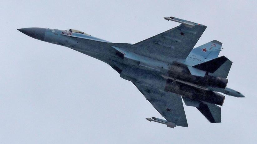 Indonesia firma un contrato para comprar once avanzados aviones rusos Sukhoi