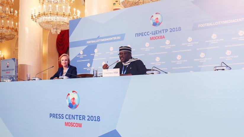 En Rusia no hay racismo: Embajador de Nigeria en Moscú invita a acudir al Mundial sin temor