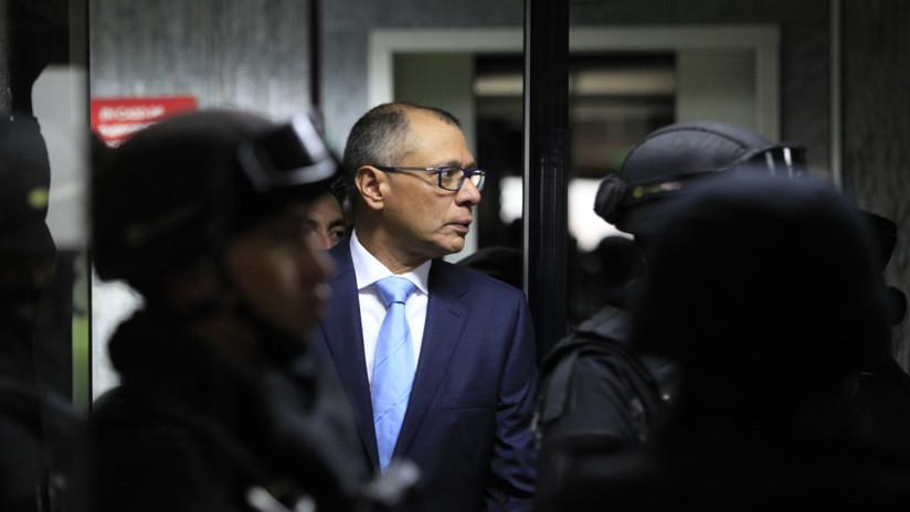 Niegan recurso de apelación a exvicepresidente de Ecuador Jorge Glas: Conozca detalles del juicio