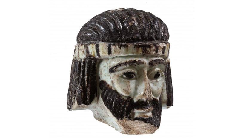 Esta 'cabeza' hallada en Israel podría ser de un rey bíblico