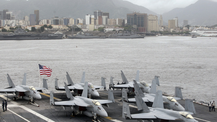 Boeing gana licitación y construirá 18 aviones de combate para la Marina de EE.UU.