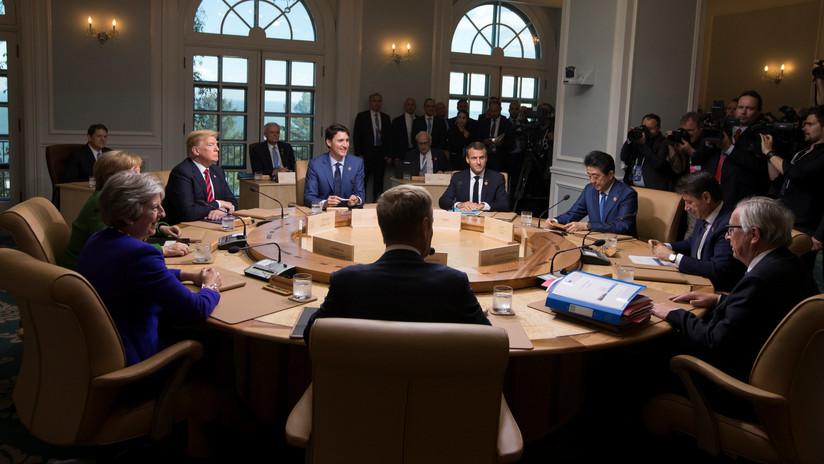 No respaldaremos comunicado del G7 por declaración de Trudeau: Trump
