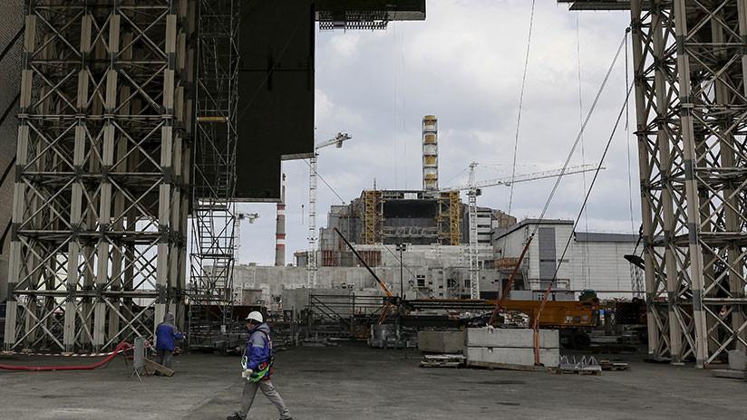 Descubren una peligrosa consecuencia del desastre nuclear de Chernóbil