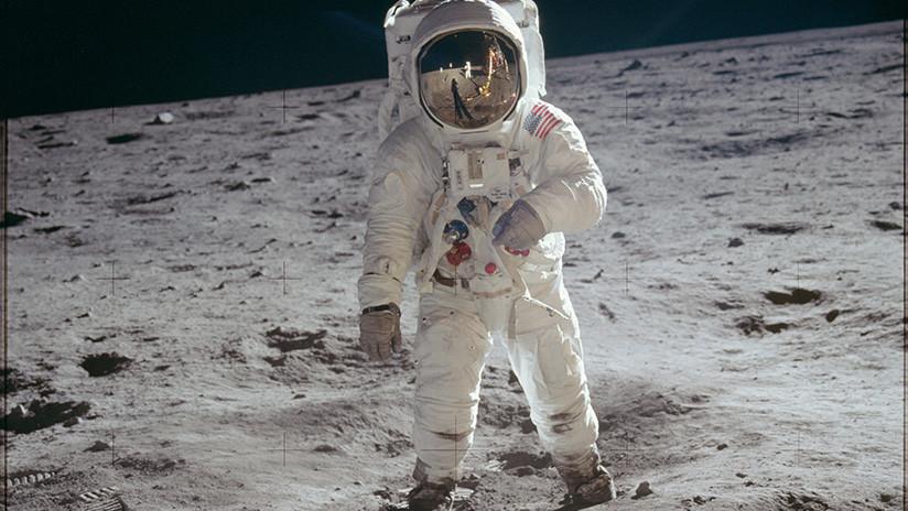Unos archivos perdidos de la NASA arrojan luz sobre el misterioso calentamiento de la Luna