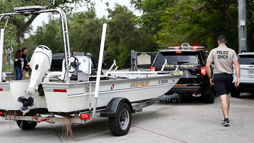 Encuentran en el estómago de un caimán el brazo de una mujer desaparecida en Florida