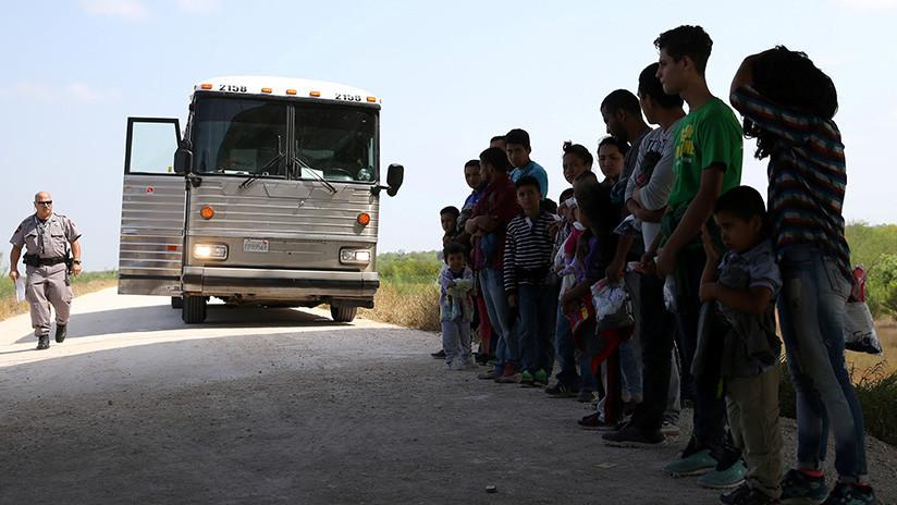 1.800 familias han sido separadas en la frontera con EE.UU. en 17 meses