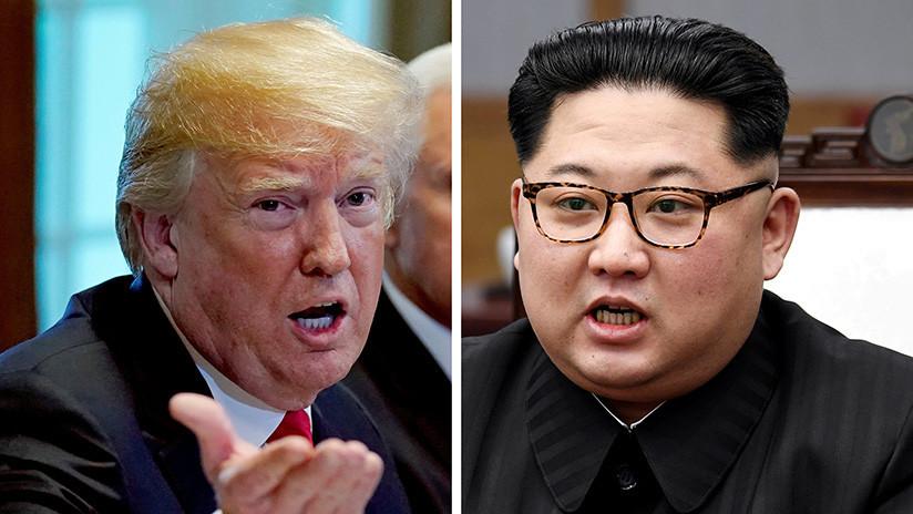 """Trump dice que con su """"tacto y sensibilidad"""" sabrá """"desde el primer minuto"""" si Kim habla en serio"""