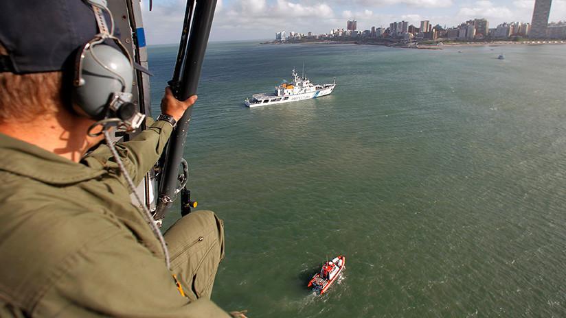 Desaparece un buque pesquero cerca de las costas de Argentina