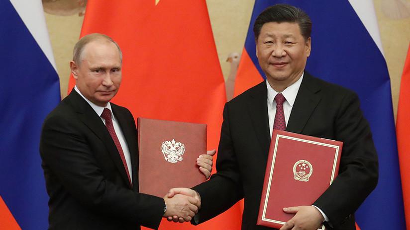 Cumbre de la OCS: Rusia y China tienden un puente enorme en materia de cooperación