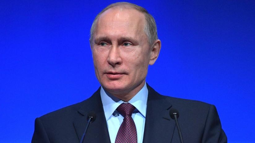 Putin: La retirada de EE.UU. del acuerdo nuclear con Irán puede desestabilizar la situación