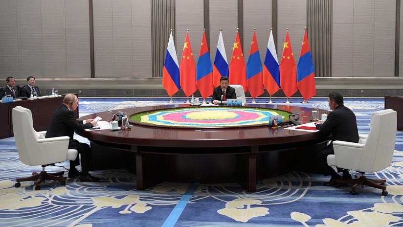 La OCS insta a todos a contribuir al proceso de negociación entre EE.UU. y Corea del Norte