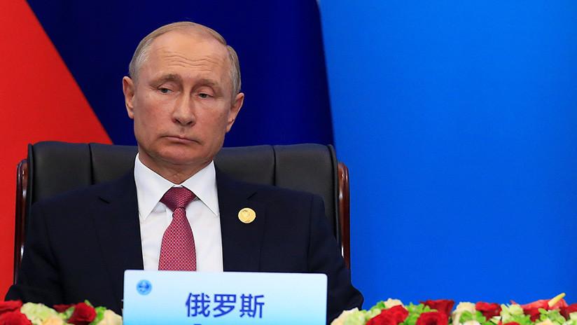 """""""Nunca lo abandonamos"""": Putin responde al llamado de Trump de volver a aceptar a Rusia en el G8"""
