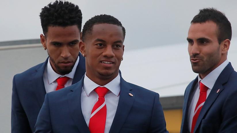 La selección de Perú llega a Rusia para cumplir su sueño mundialista