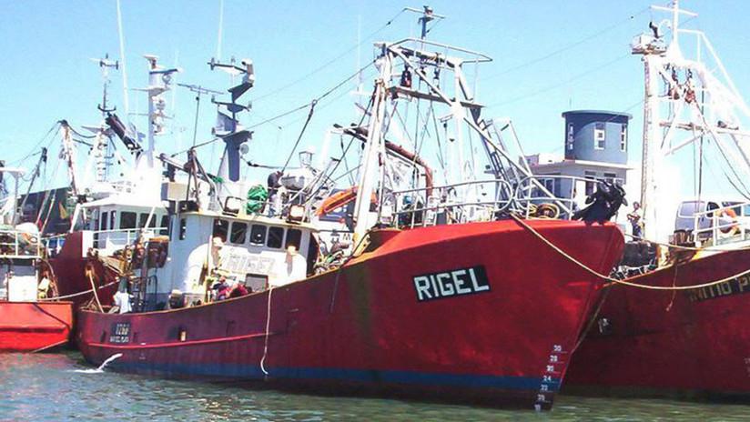 Rescatan el cuerpo del capitán del buque pesquero desaparecido en Argentina