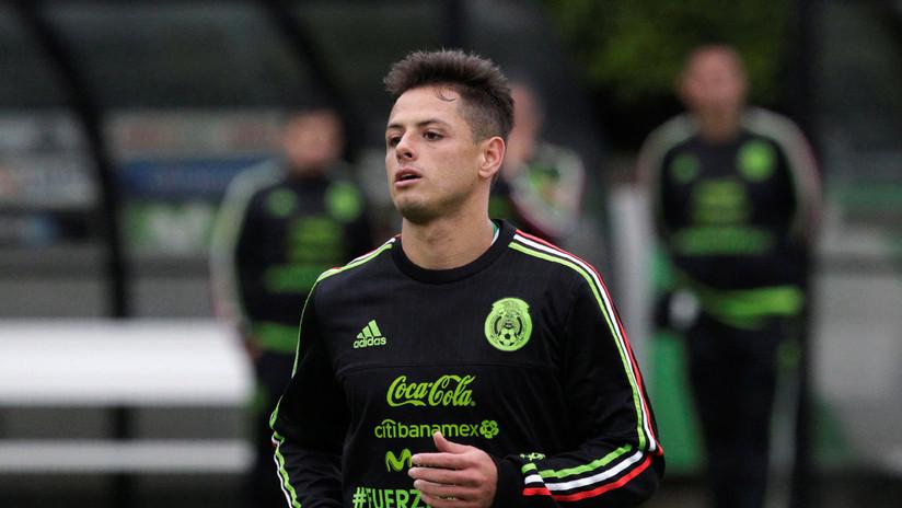 """""""Todos asistieron"""": 'Chicharito' rompe el silencio sobre la polémica fiesta de la selección mexicana"""