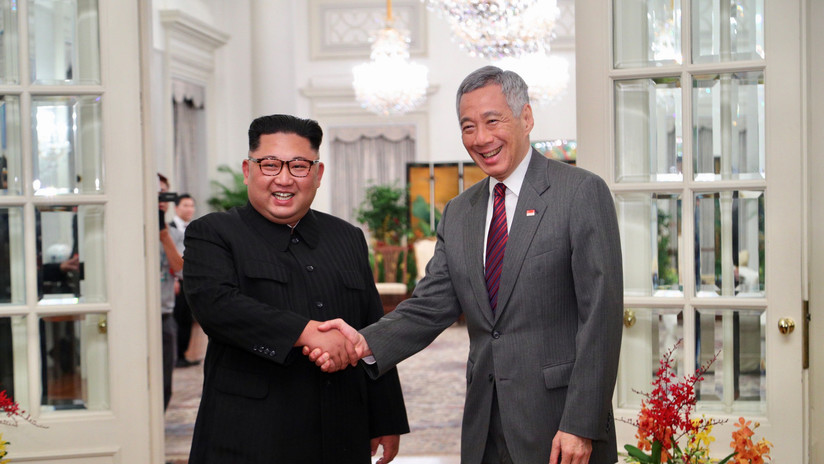 Medios: Kim Jong-un invita a Trump a una segunda ronda de la cumbre en Pionyang
