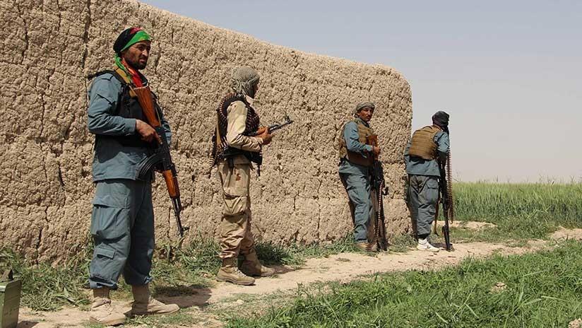 """Lavrov: """"Rusia apoya un diálogo directo entre Kabul y los talibanes"""""""