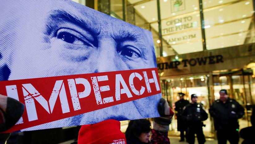"""George Soros: Trump es un """"narcisista"""" que quiere """"destruir el mundo"""""""